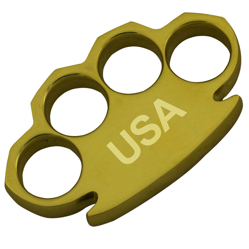 Heavy Duty Brass Buckle Paperweight Engraved