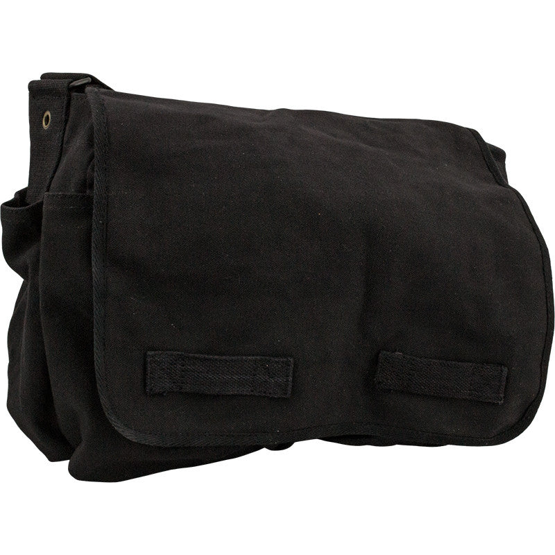 Military Messenger Bag with Shoulder Strap, , Panther Trading Company- Panther Wholesale