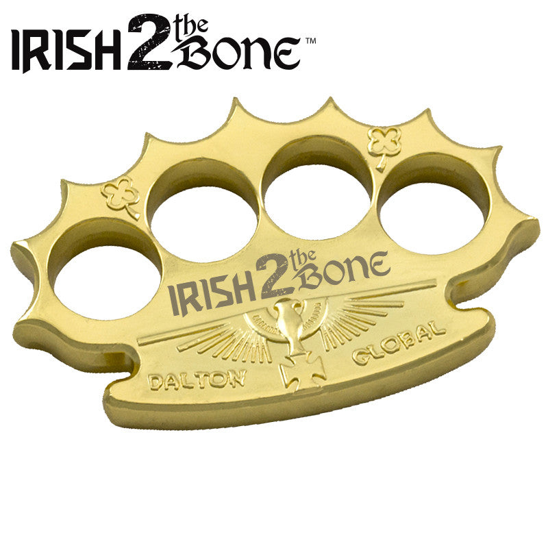 Irish 2 The Bone Robbie Dalton Global Heavy Belt Buckle Paperweights, , Panther Trading Company- Panther Wholesale