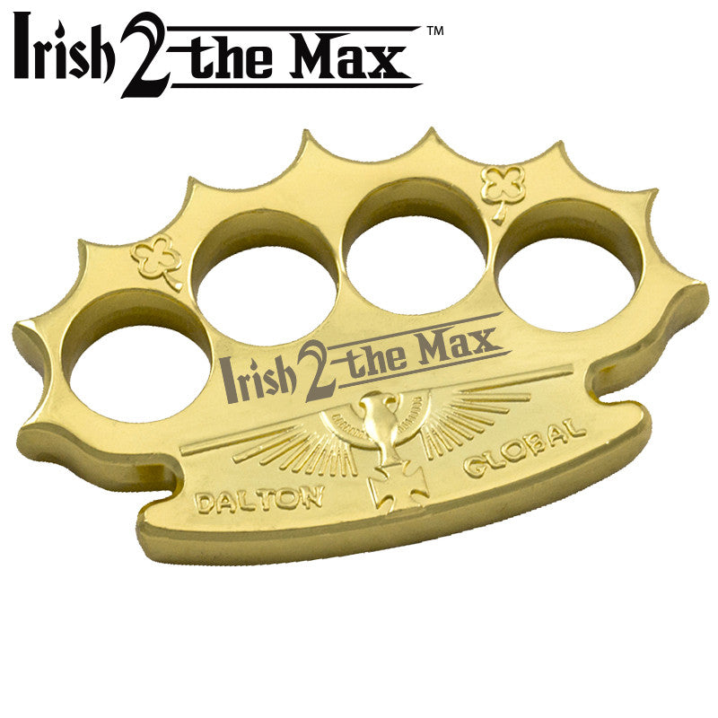 Irish 2 The Max Robbie Dalton Global Heavy Belt Buckle Paperweights - Panther Wholesale