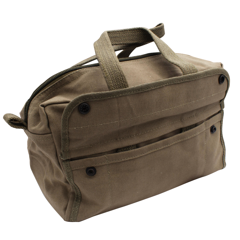 Green Military Mechanic's Tool Bag, , Panther Trading Company- Panther Wholesale