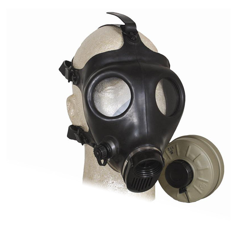 Israeli Army Gas Mask with NBC Filter, , Panther Trading Company- Panther Wholesale