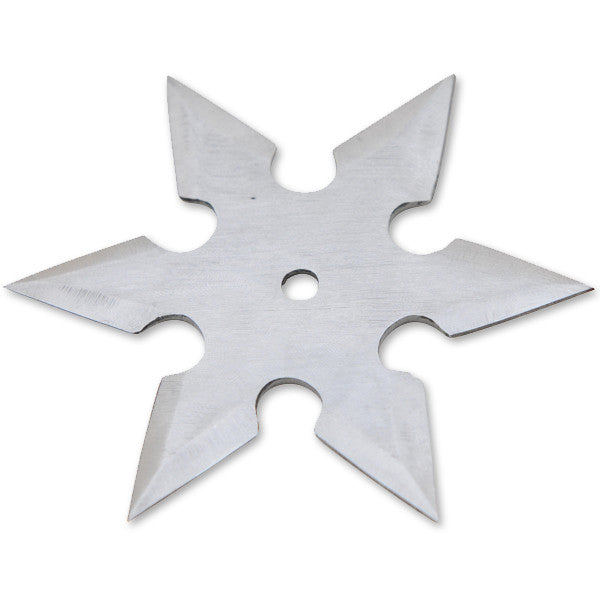Deadly Assassin Stainless Steel Throwing Stars - Panther Wholesale