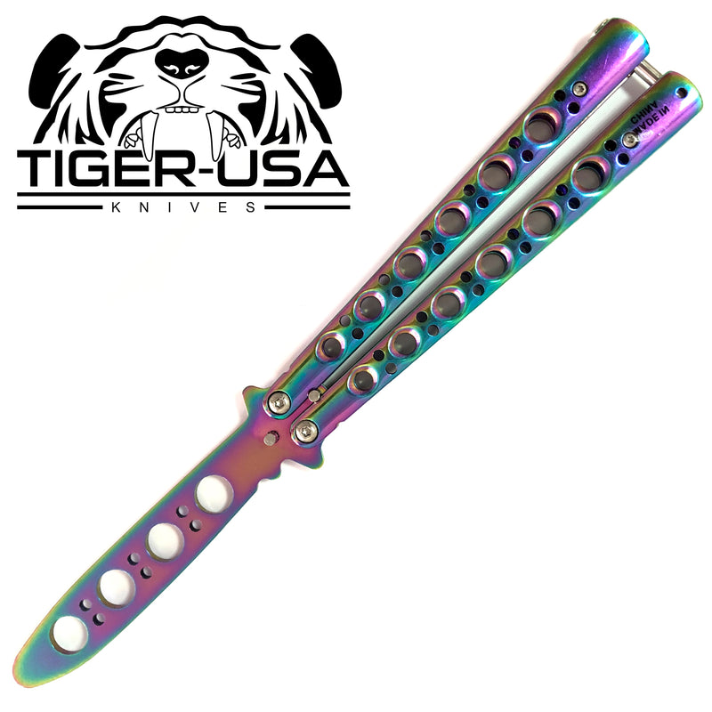 Tiger-USA Butterfly Trainer - Rainbow