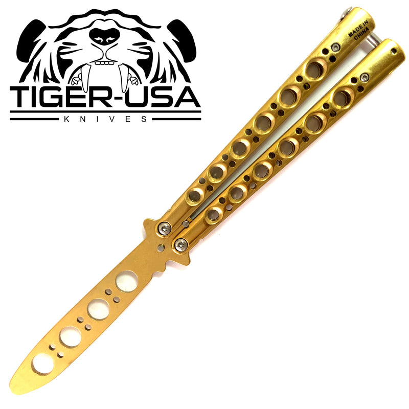 Tiger-USA Butterfly Trainer - Gold