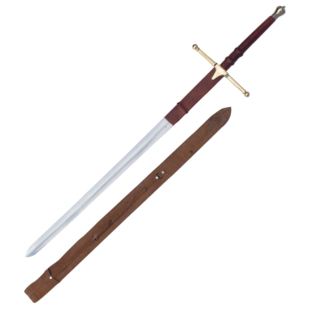 Sir William Wallace Sword Gold 52 Inch