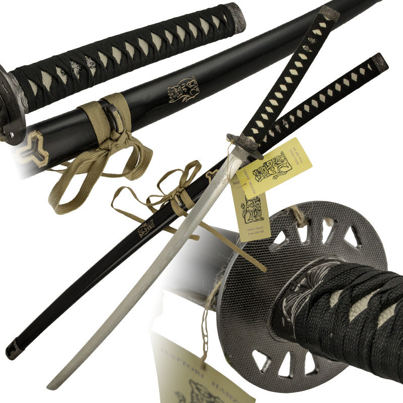 Killer Assassin Steel Katana Sword