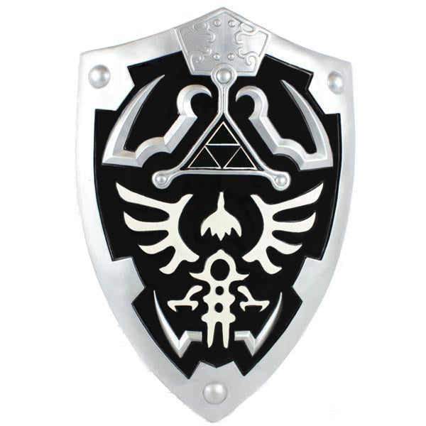 Deluxe gamer Hylian Shield Replica Black New gamer Shield