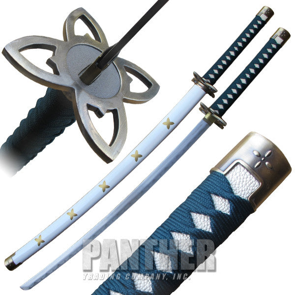 Major Sergeant Katana Sword with Scabbard, , Panther Trading Company- Panther Wholesale