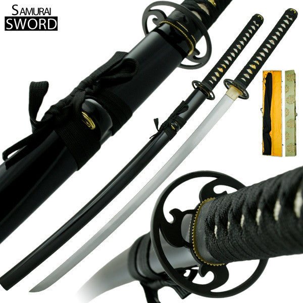 Handmade Corona Guard Katana and Scabbard Sword Set, , Panther Trading Company- Panther Wholesale