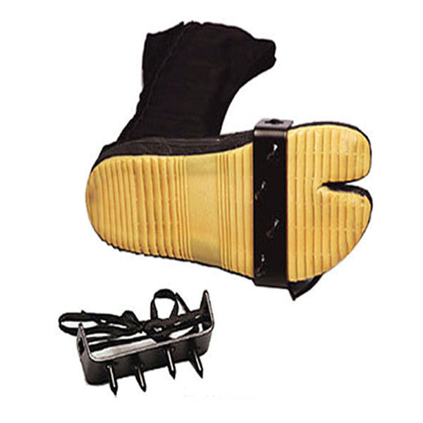 Black Steel Ninja Claws For Feet, , Panther Trading Company- Panther Wholesale
