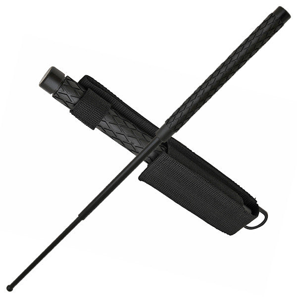 29 Inch Police Baton Soild public safety Stick - Fall Sale - Panther Wholesale