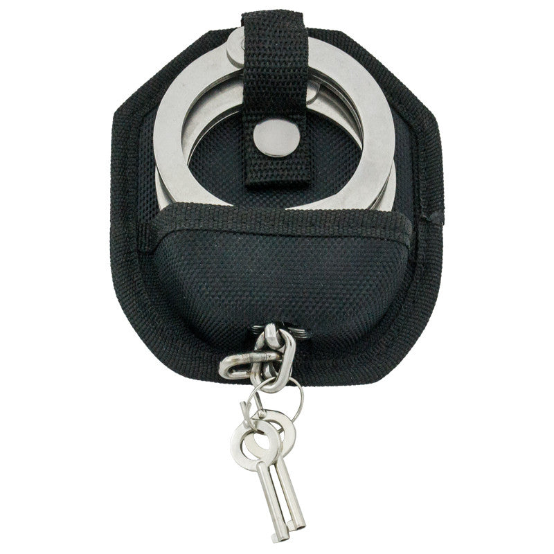 Open Top Handcuff Case, , Panther Trading Company- Panther Wholesale