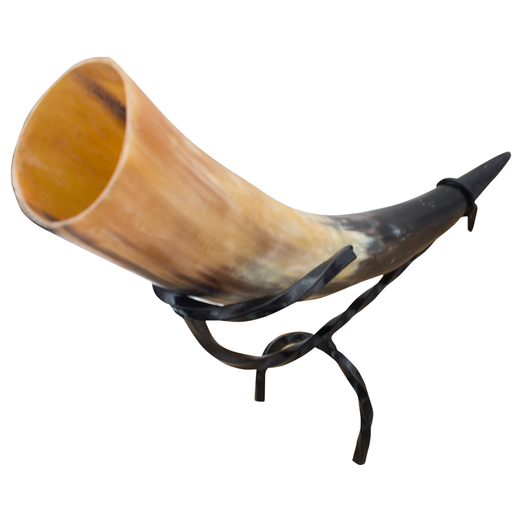 Medieval Animal Drinking Horn (Real Animal Horn), , Panther Trading Company- Panther Wholesale