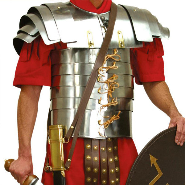 Lorica Segmentata Armor, , Panther Trading Company- Panther Wholesale