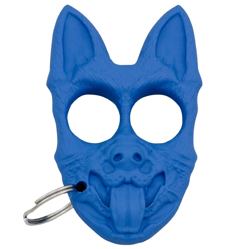 Public Safety K-9 Personal Protection Keychain - Blue [CLD178], , Panther Trading Company- Panther Wholesale