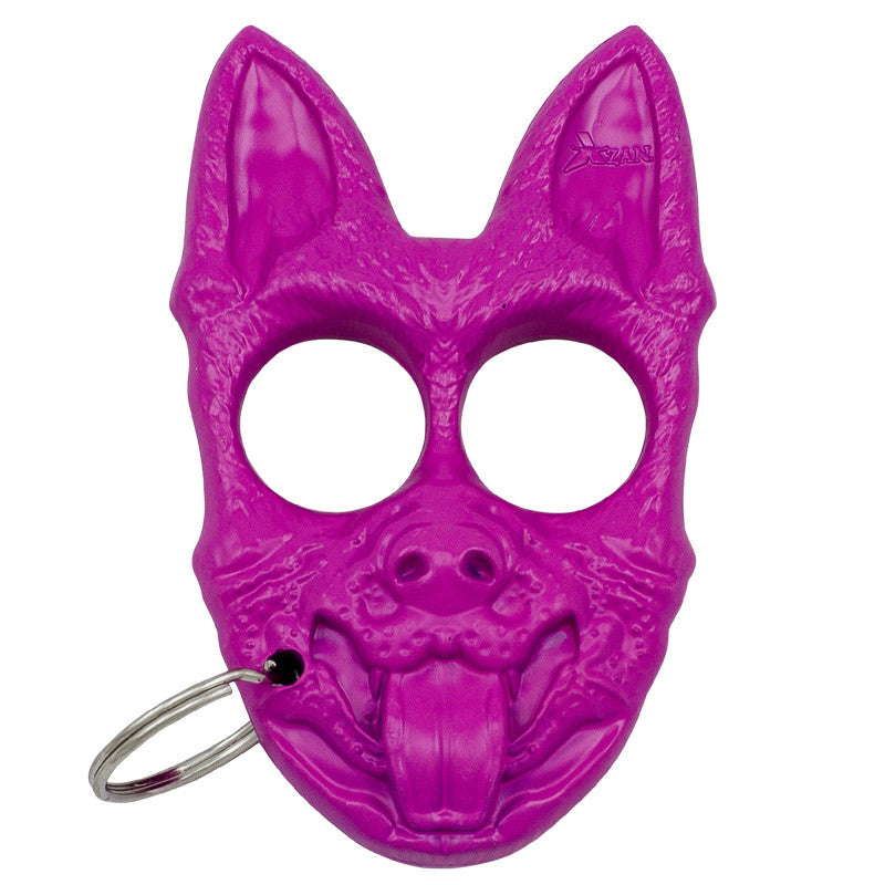 Public Safety K-9 Personal Protection Keychain - Pink [CLD181], , Panther Trading Company- Panther Wholesale