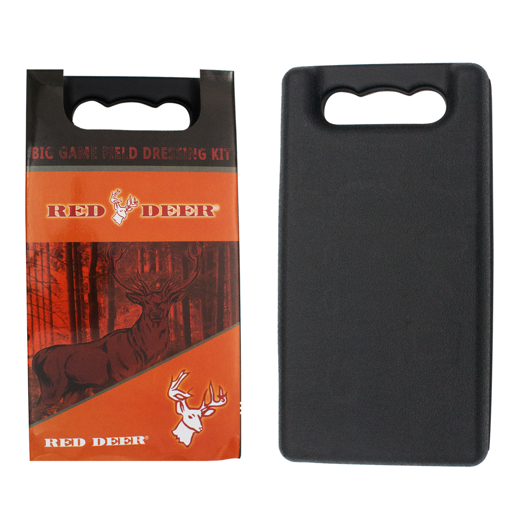 Red Deer Big Game Field Dressing Kit - Green, , Panther Trading Company- Panther Wholesale