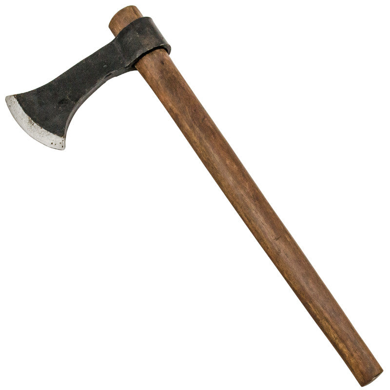 Rustic Handmade Viking Carbon Steel Ax, , Panther Trading Company- Panther Wholesale
