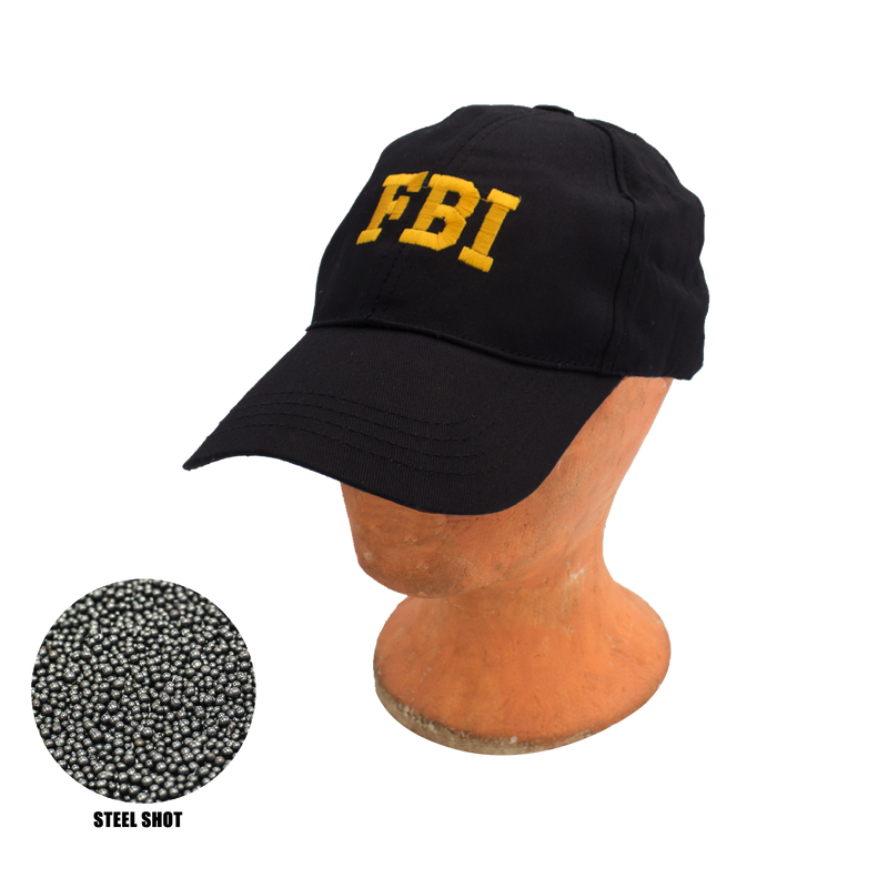 public safety Sap Caps - FBI, , Panther Trading Company- Panther Wholesale