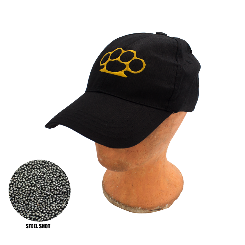 Public Safety Sap Caps - Black w/Knuckles, , Panther Trading Company- Panther Wholesale