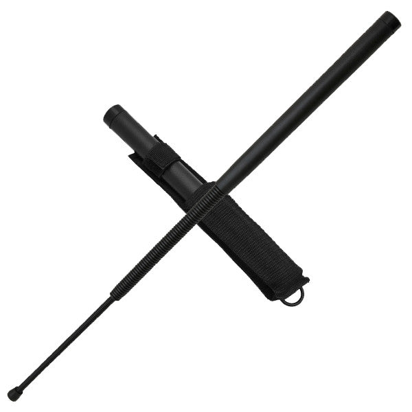 26 Inch Police Grade Baton W/Free Nylon Case, , Panther Trading Company- Panther Wholesale