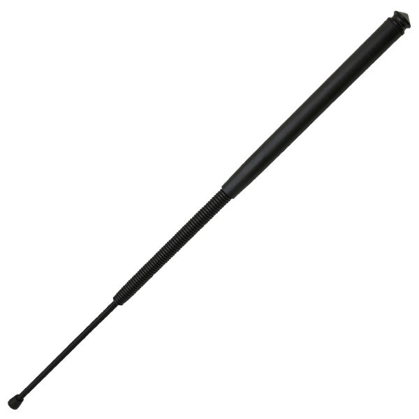 26 Inch Police Grade Baton W/ Window Breaker, , Panther Trading Company- Panther Wholesale
