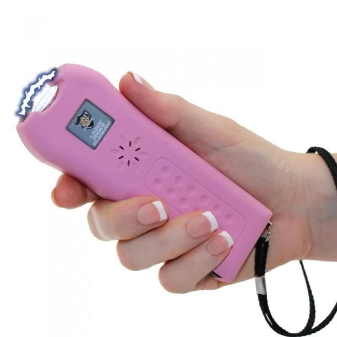 Streetwise™ Ladies' Choice Stun Gun Alarm Pink 21M