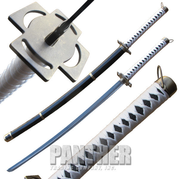 Senora Slicer Katana Brass Finish Guard, , Panther Trading Company- Panther Wholesale