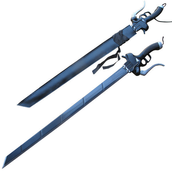Deadly Alliance Sword with Scabbard