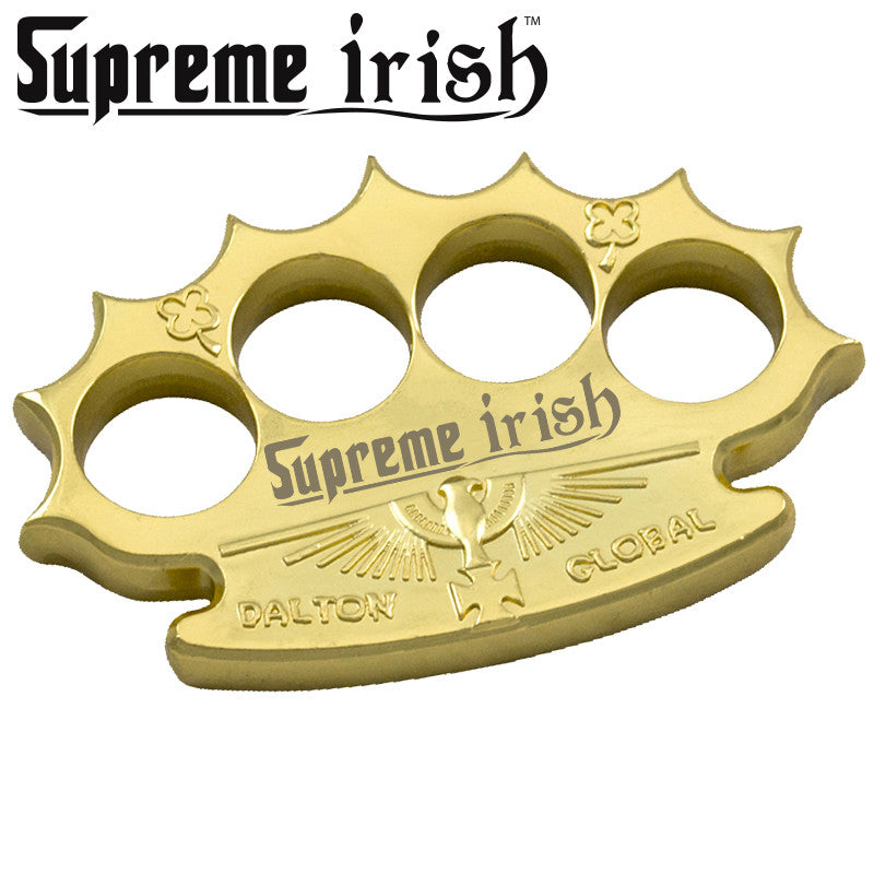 Supreme Irish Robbie Dalton Global Heavy Belt Buckle Paperweights, , Panther Trading Company- Panther Wholesale