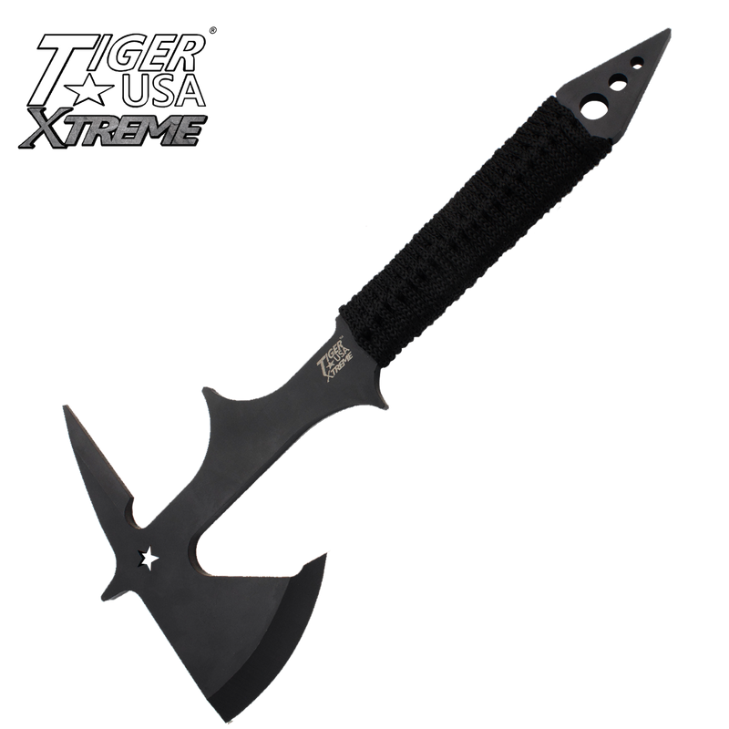 Xtreme Battle Tomahawk Military Tactical Axe, , Panther Trading Company- Panther Wholesale