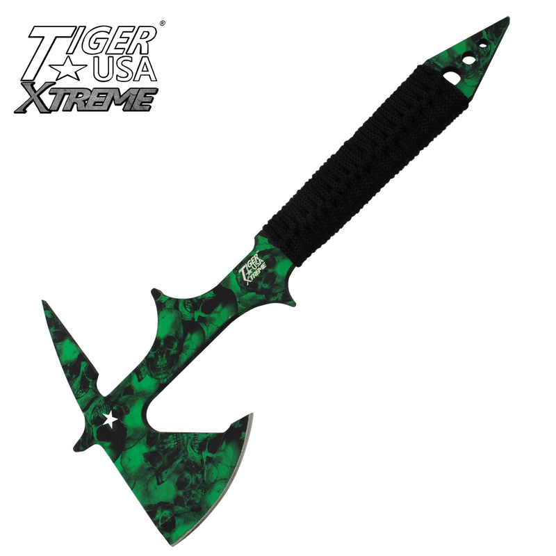 Gothic Throwing Tomahawk Tactical Outdoors Axe