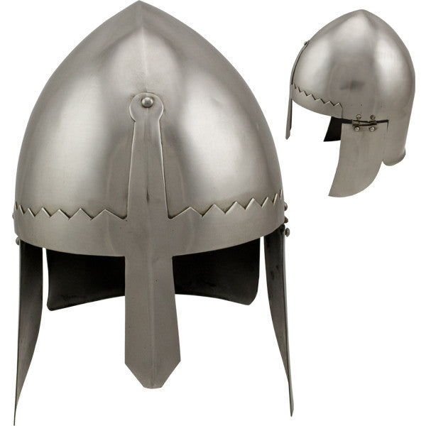 Vikings Ear Flap Helmet, , Panther Trading Company- Panther Wholesale