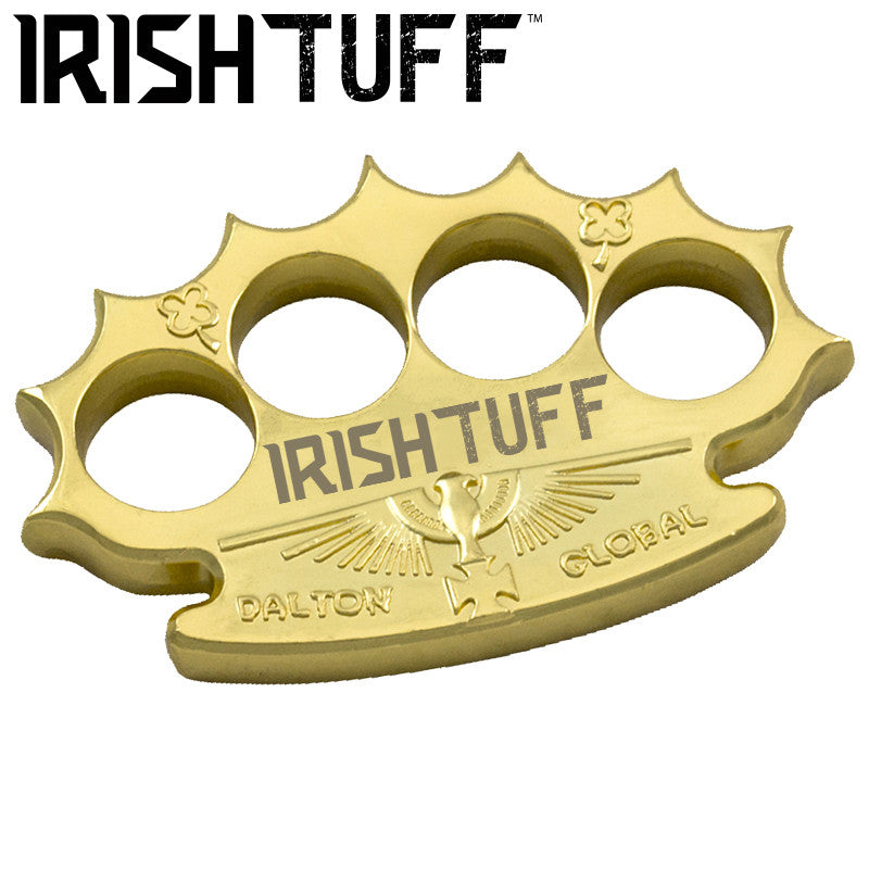 Irish Tuff Robbie Dalton Global Heavy Belt Buckle Paperweights, , Panther Trading Company- Panther Wholesale