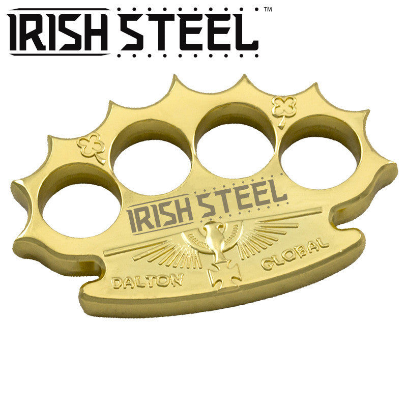 Irish Steel Robbie Dalton Global Heavy Belt Buckle Paperweights, , Panther Trading Company- Panther Wholesale