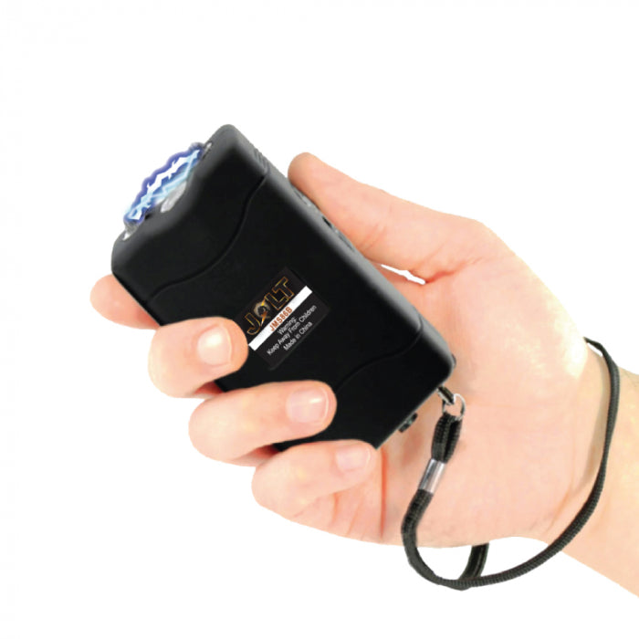 Jolt Multi Function Flashlight Stun Gun 86,000,000 Volts Power Of A Lightning Bolt