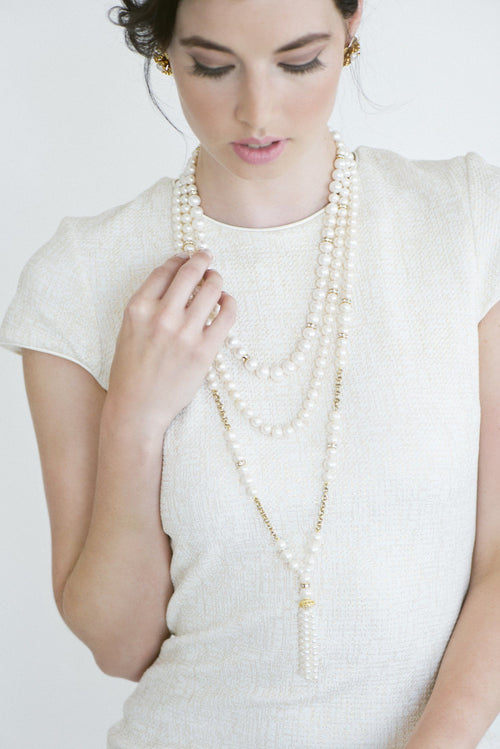 The Catherine Necklace Necklaces Bekah Anne Accessories