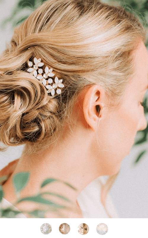 Petite Marissa Comb | WS Wholesale Hair Adornments Bekah Anne Accessories