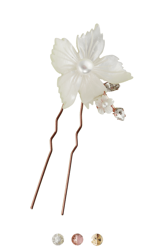 The Petite Sakura Hairpins Bekah Anne Accessories