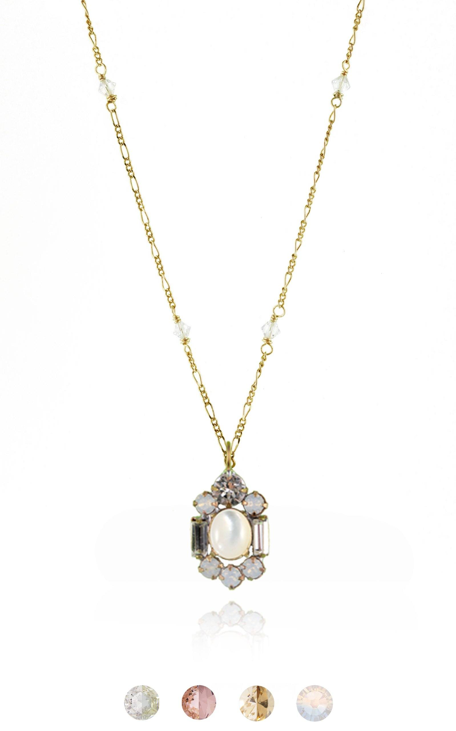 The Petite Emily Necklace