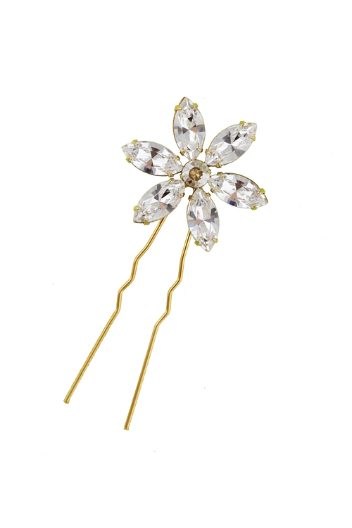 The Daisy Pin Bekah Anne Accessories