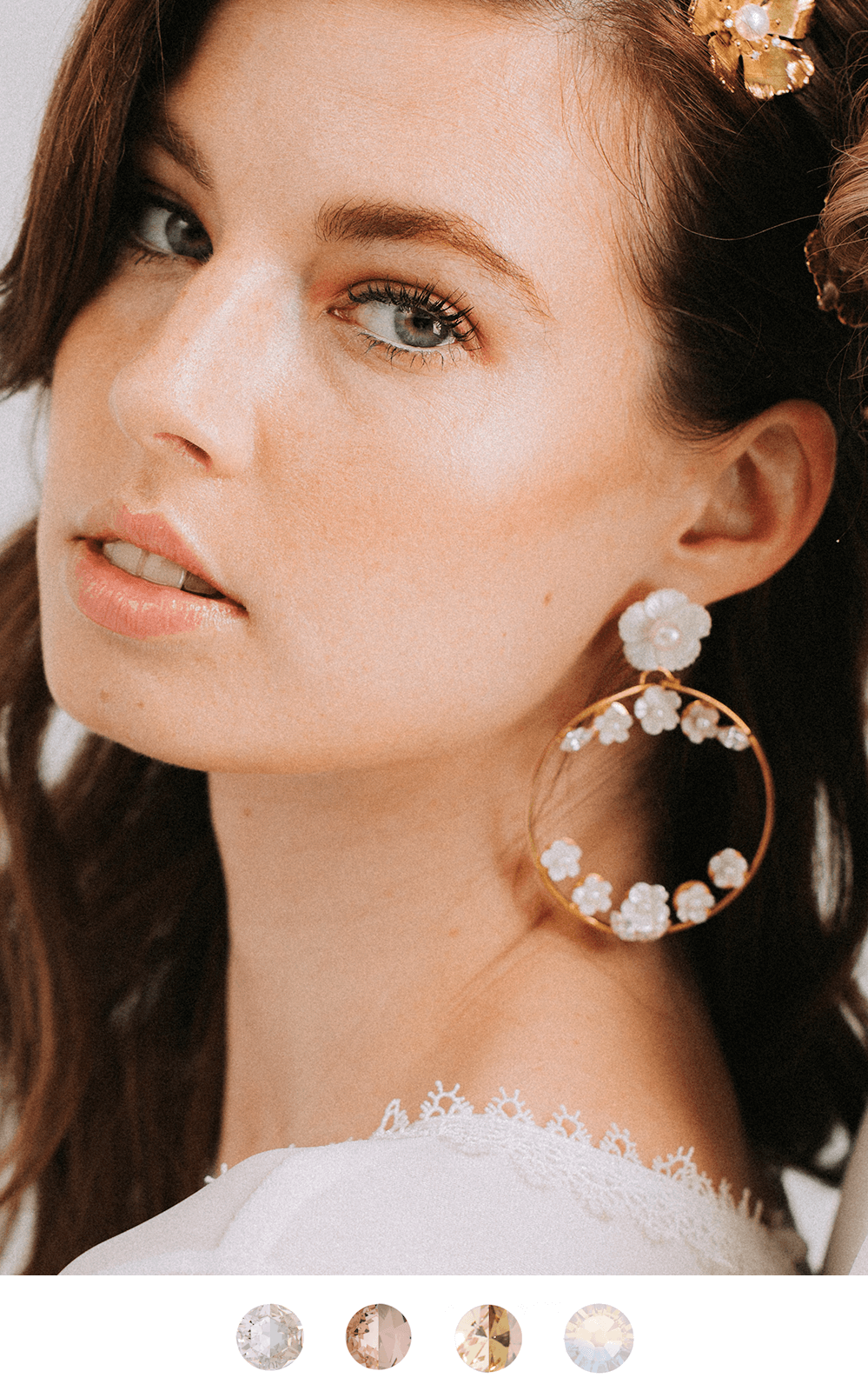 Vivienne Earrings Earrings Bekah Anne Accessories