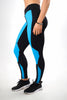 Blue Iron Fetale Sculpture Leggings