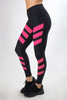 Pink Strength Leggings