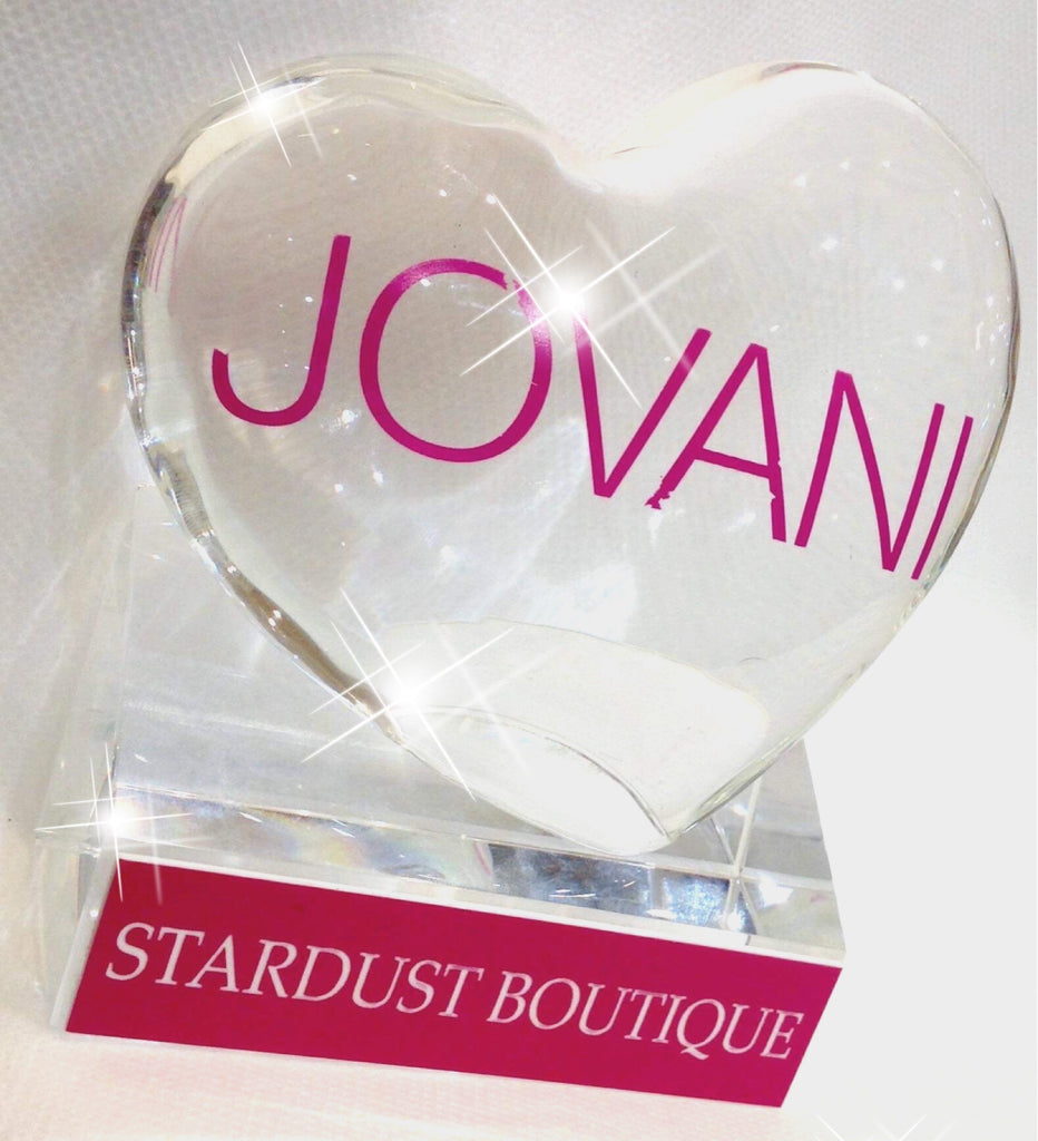 Happy Valentine's day to our true love: JOVANI!