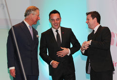 Ant and Dec hosting the Awards
