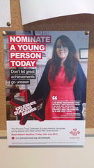 Nominate a Young Person