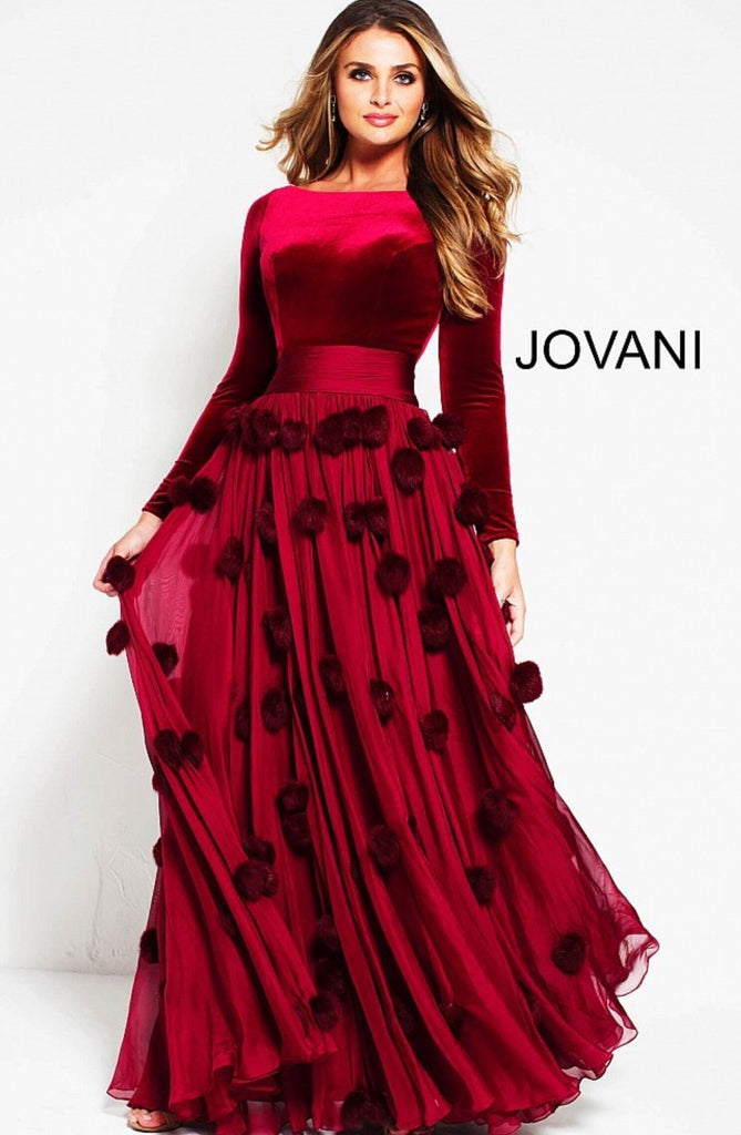 Jovani evening dress 48730