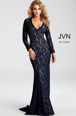 Evening dress JVN55158